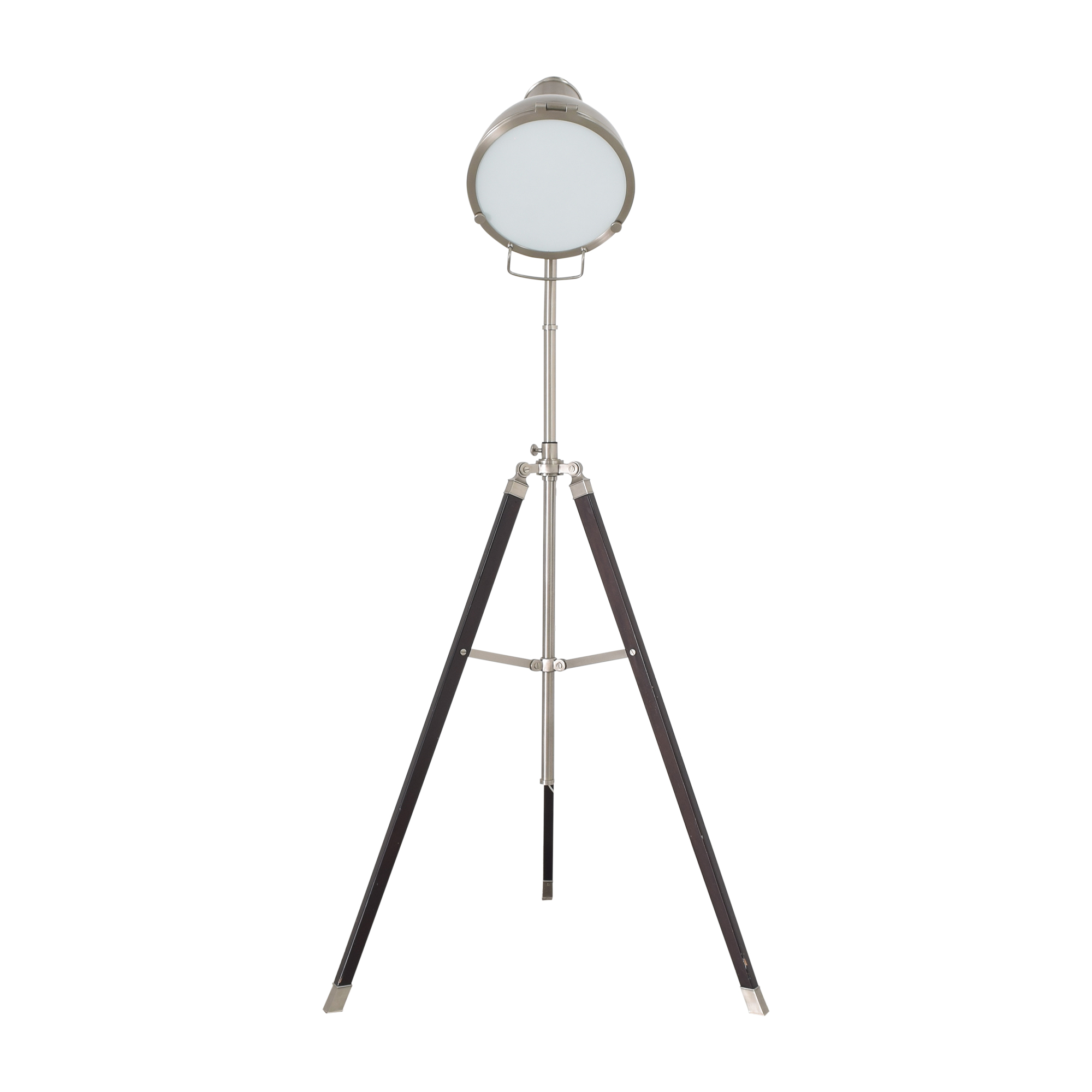Ethan Allen Retro Photographers Tripod Lamp sale