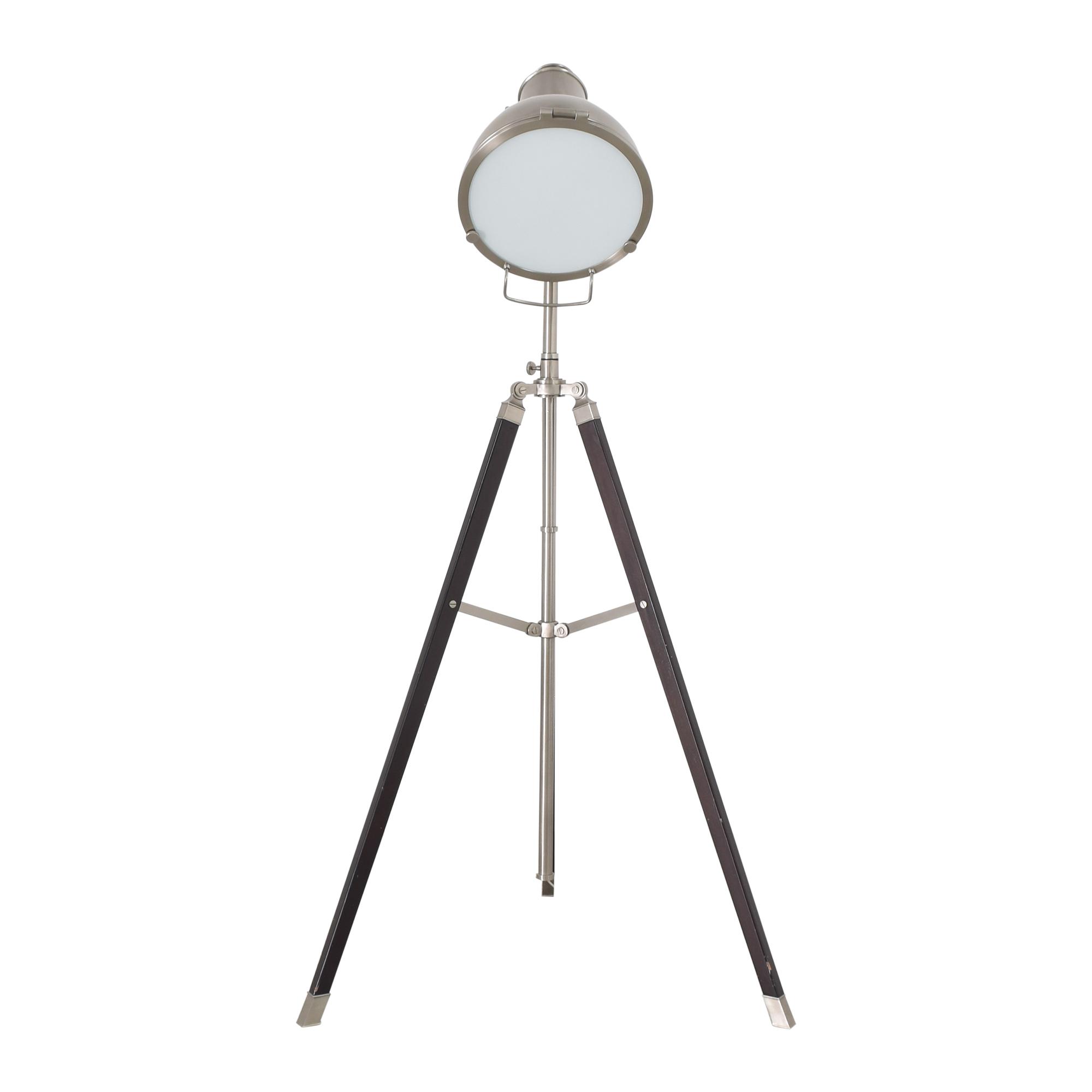 buy Ethan Allen Retro Photographers Tripod Lamp Ethan Allen