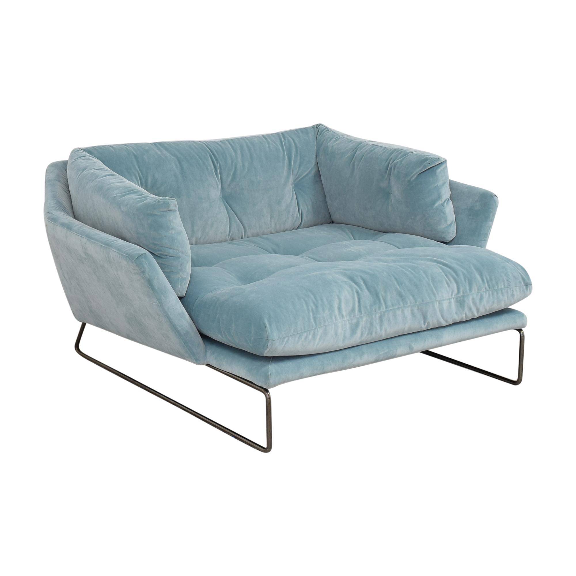 ABC Carpet & Home New York Suite Double Chair sale