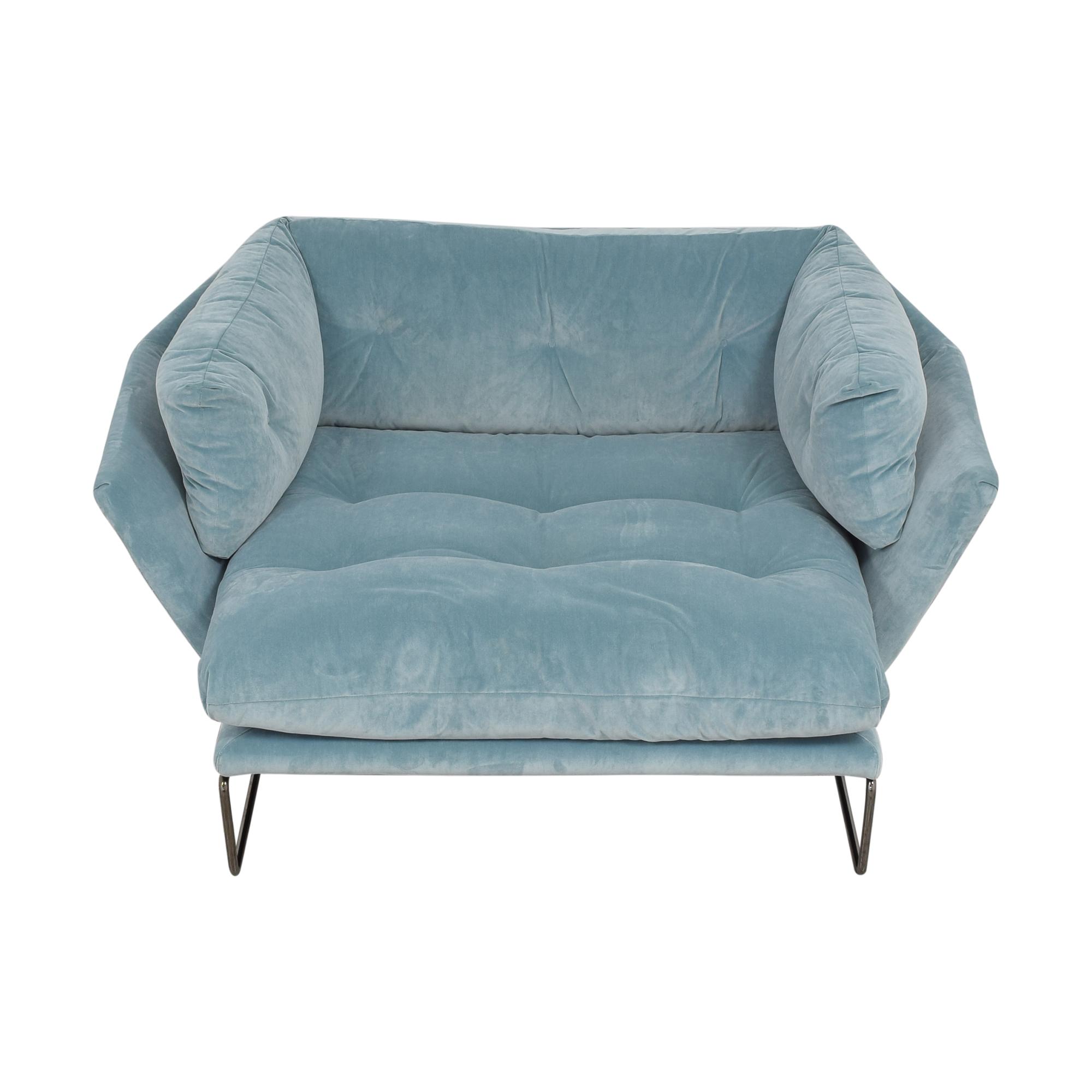 buy ABC Carpet & Home ABC Carpet & Home New York Suite Double Chair online