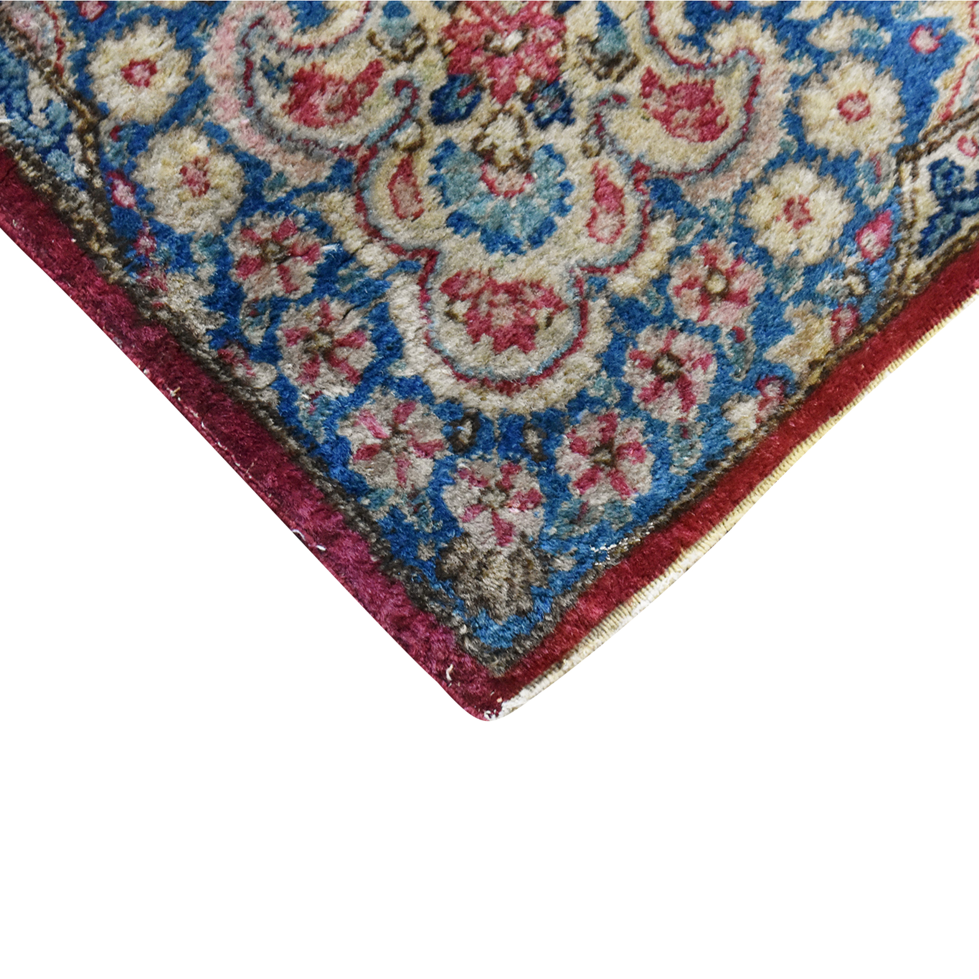buy Patterned Persian-Style Area Rug  Decor