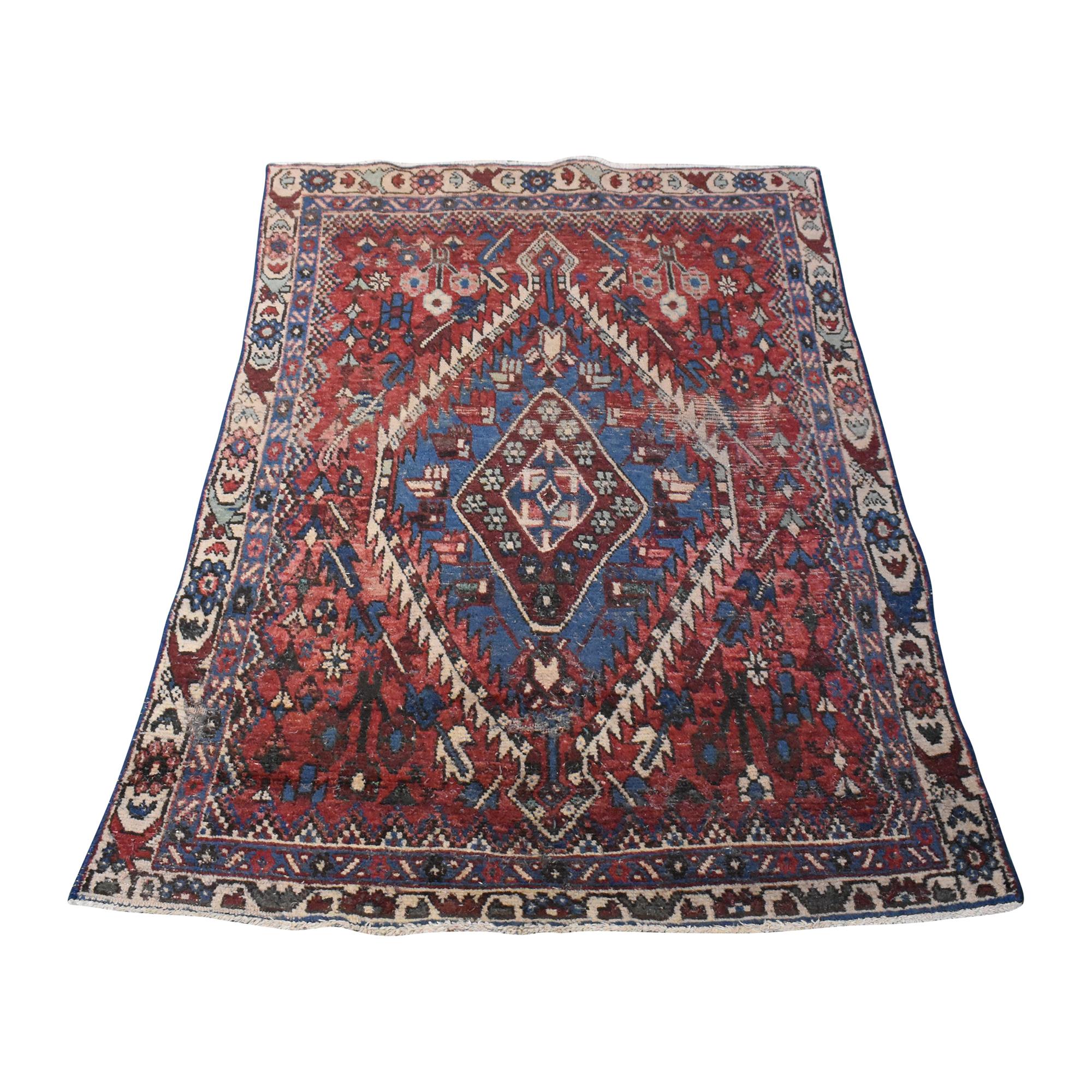 buy Bisar Persian-Style Area Rug