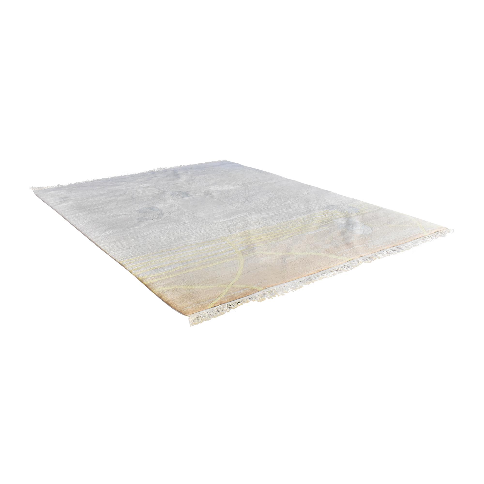 ABC Carpet & Home Tibetan Contemporary Rug / Rugs