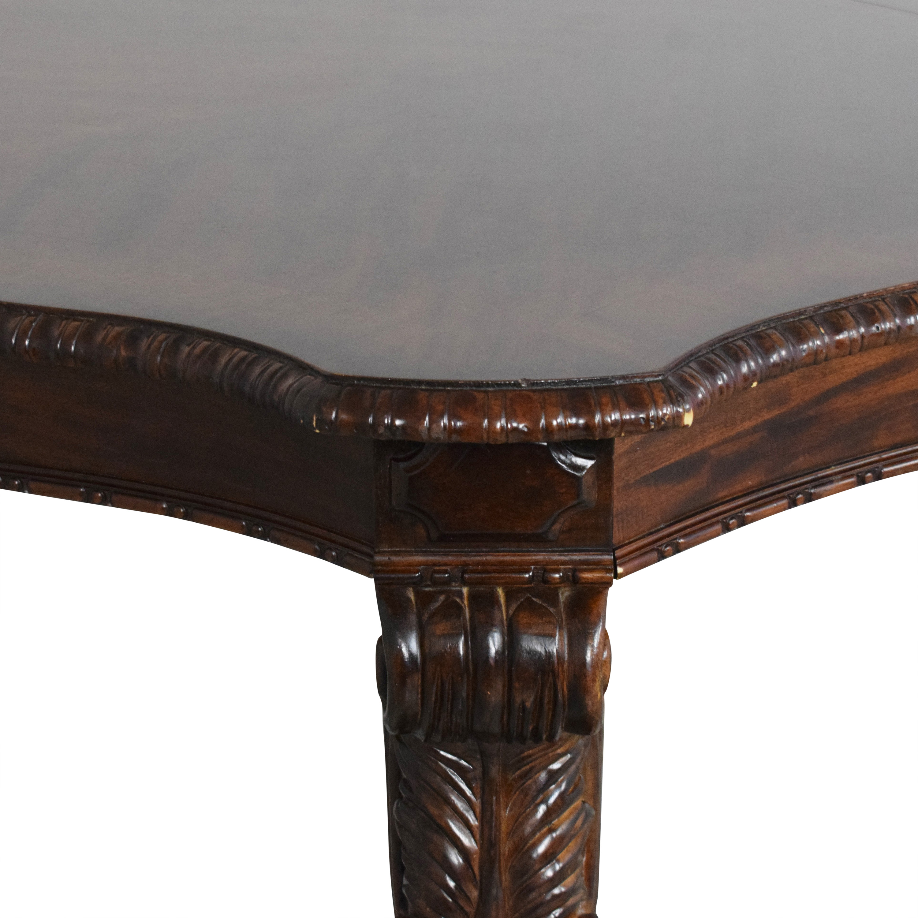 Bernhardt Bernhardt Grand Savannah Extendable Dining Table second hand