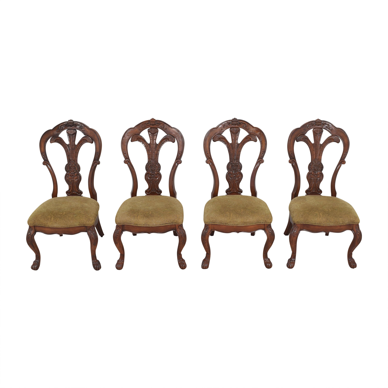 Bernhardt Bernhardt Grand Savannah Dining Side Chairs for sale