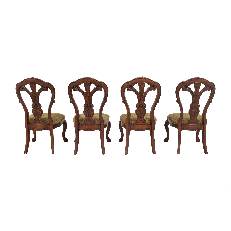 buy Bernhardt Grand Savannah Dining Side Chairs Bernhardt Chairs
