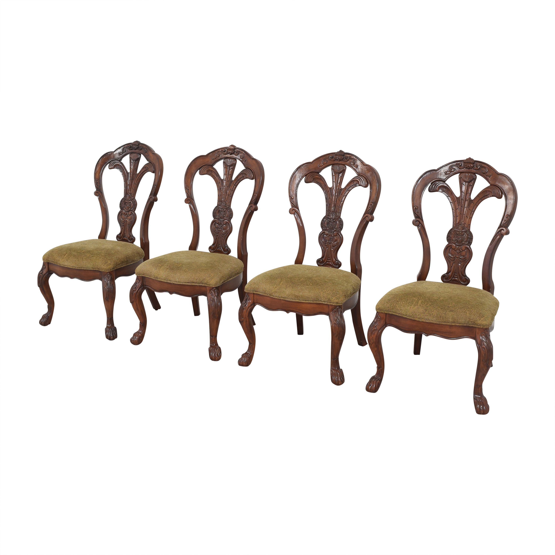 Bernhardt Bernhardt Grand Savannah Dining Side Chairs discount