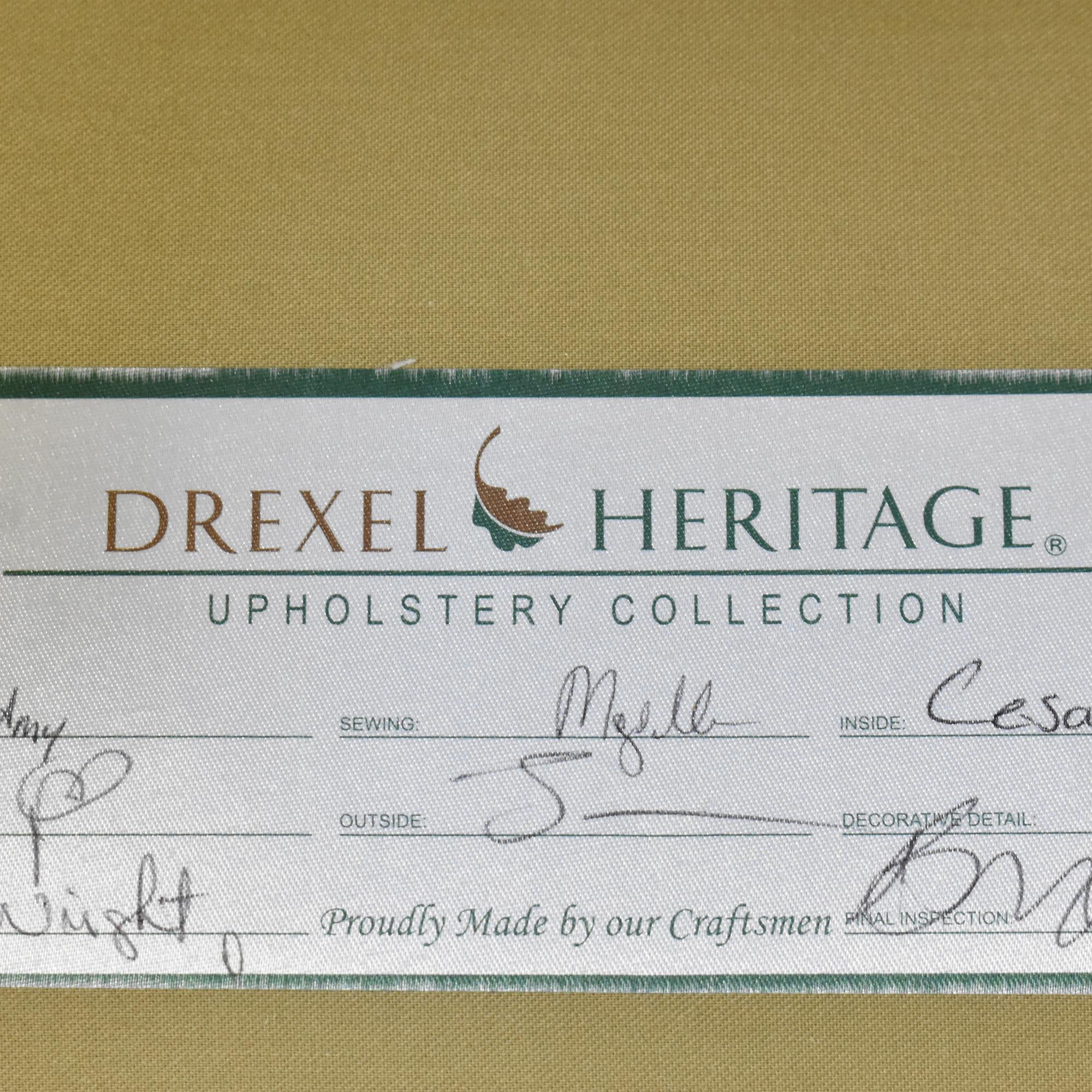 Drexel Heritage Basilia Chair Drexel Heritage