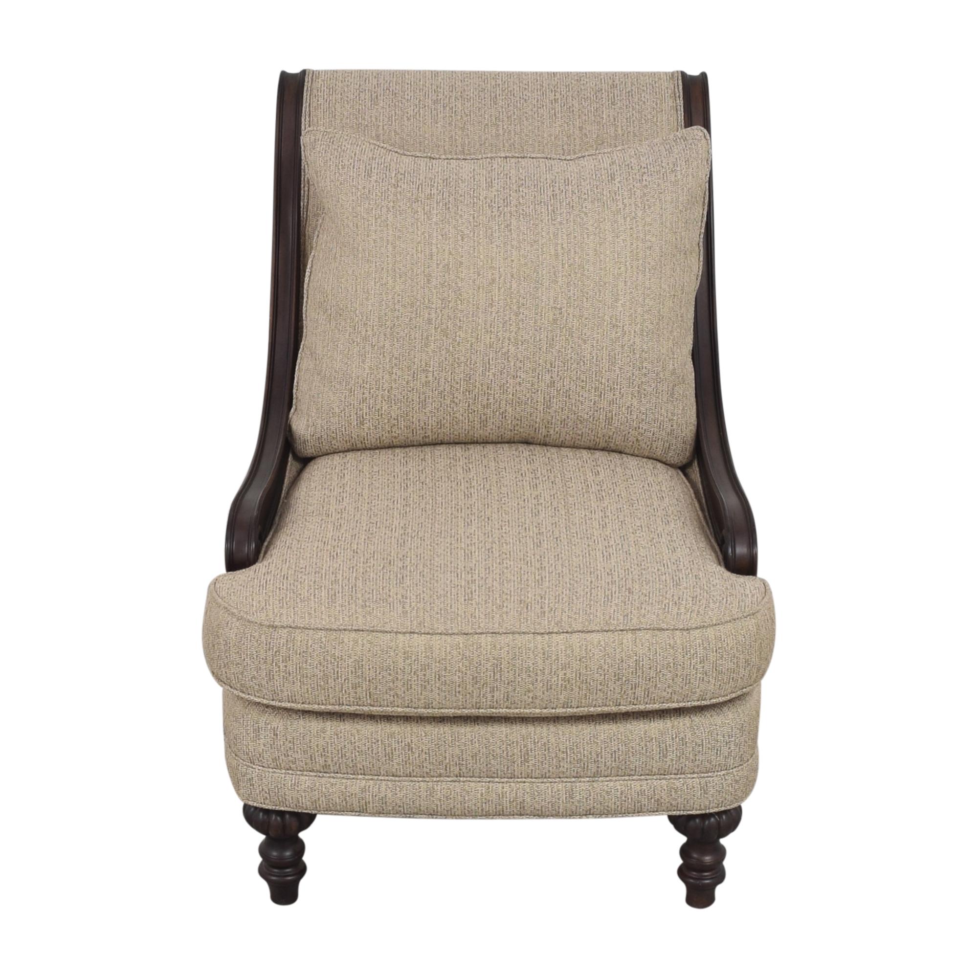 Drexel Heritage Drexel Heritage Basilia Chair dimensions