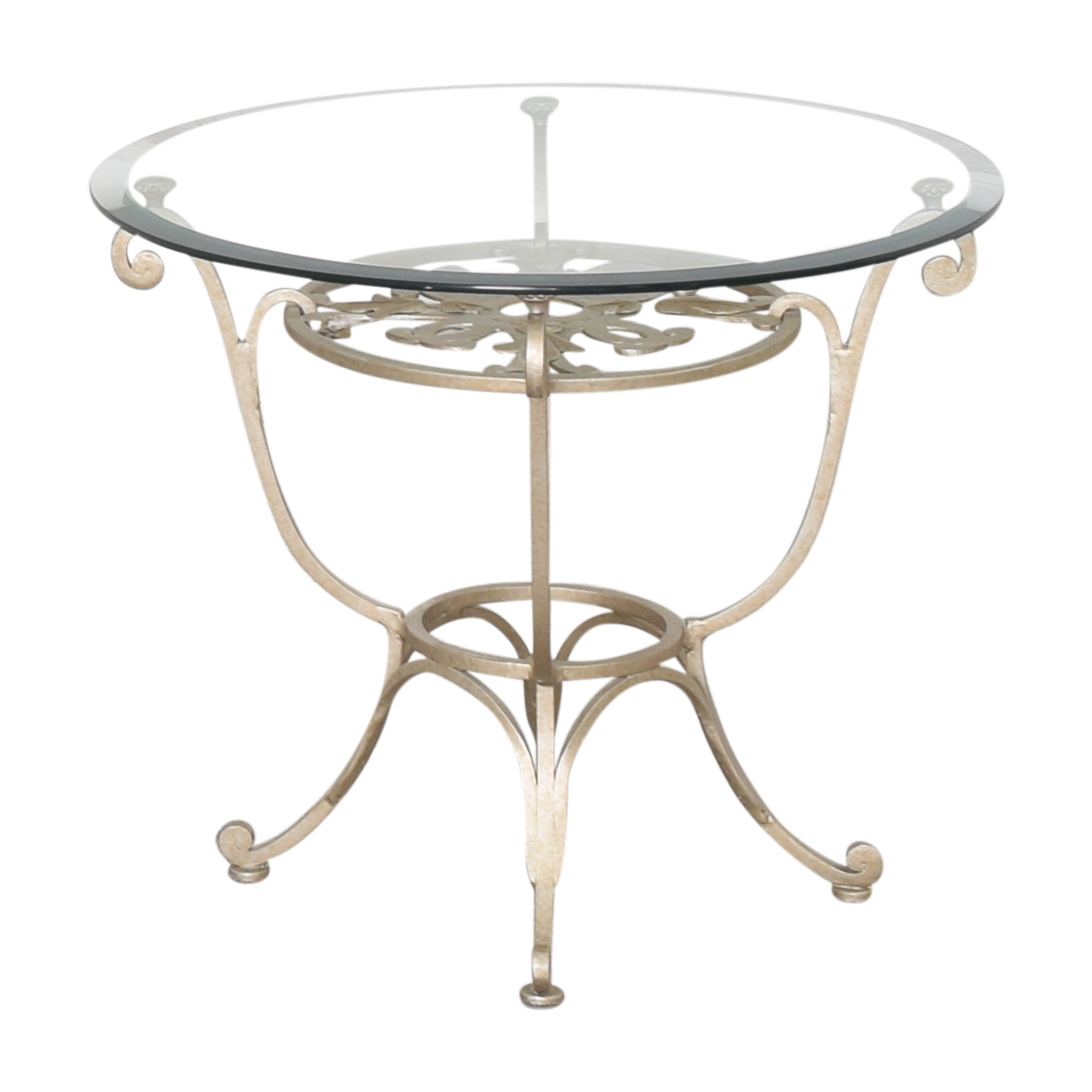 Domain Home Domain Home Decorative Side Table second hand