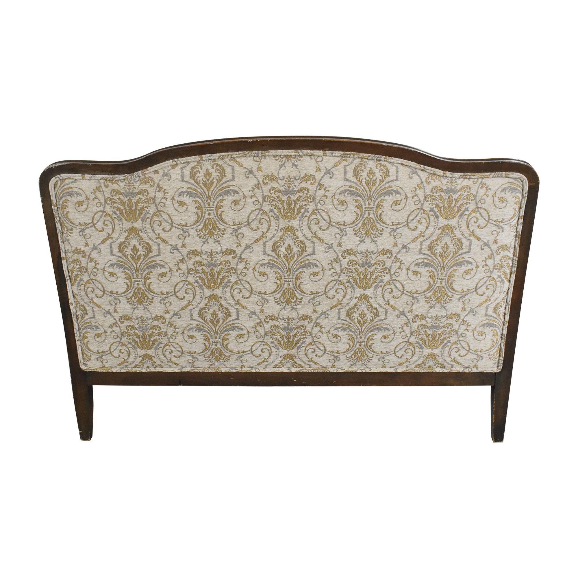 buy Bassett Furniture Bassett Furniture French-Style Settee online
