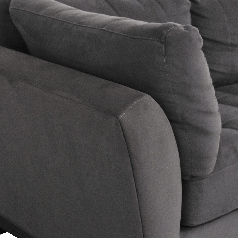 Cindy Crawford Home Cindy Crawford Home Metropolis Three Cushion Sofa price