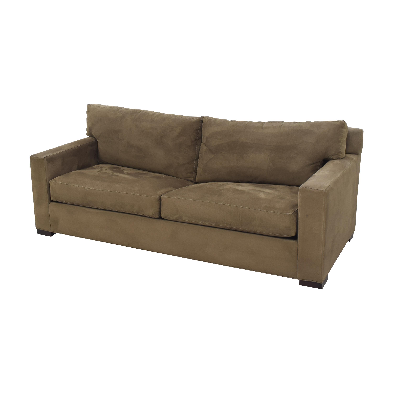 shop Crate & Barrel Crate & Barrel Axis II Queen Sleeper Sofa online
