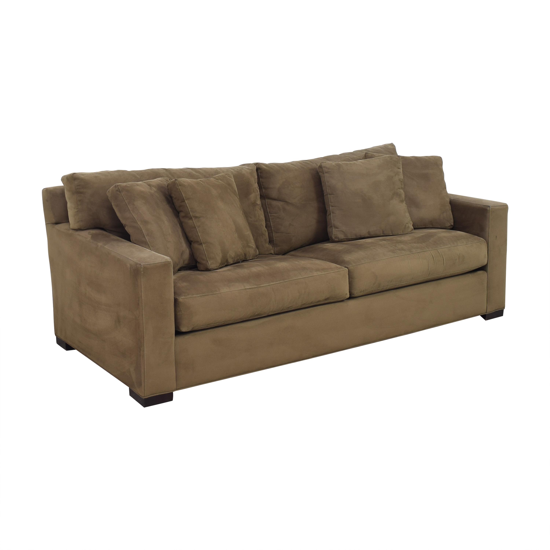 Crate & Barrel Crate & Barrel Axis II Queen Sleeper Sofa for sale