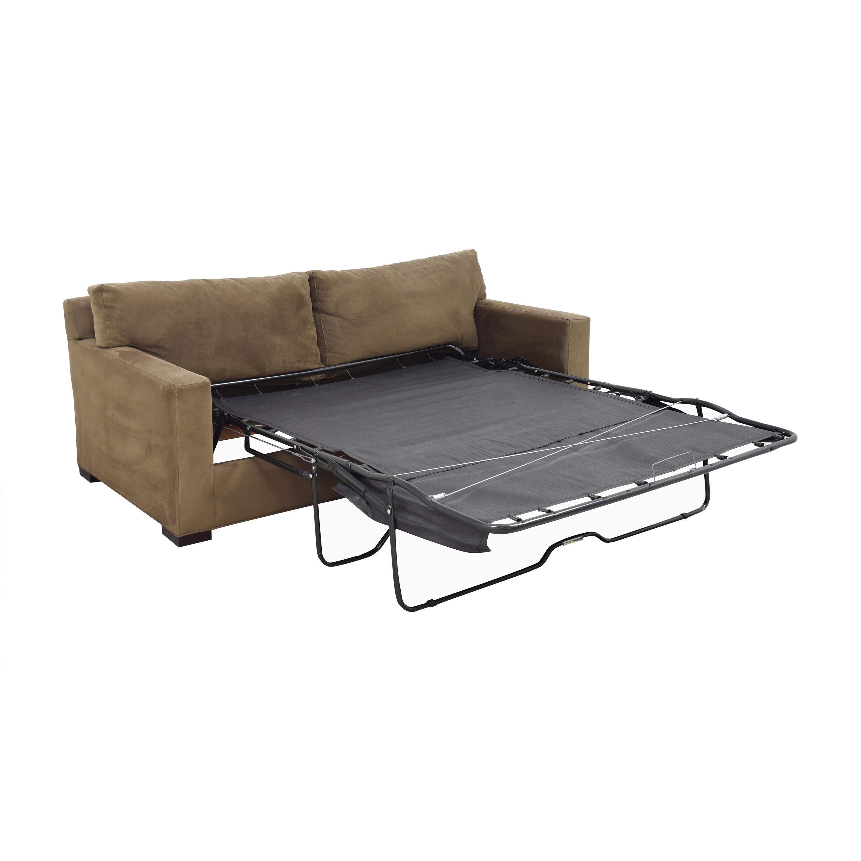 Crate & Barrel Crate & Barrel Axis II Queen Sleeper Sofa