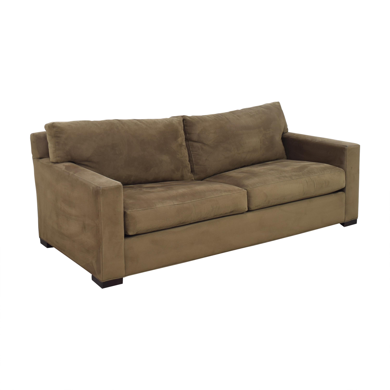 Crate & Barrel Crate & Barrel Axis II Queen Sleeper Sofa second hand