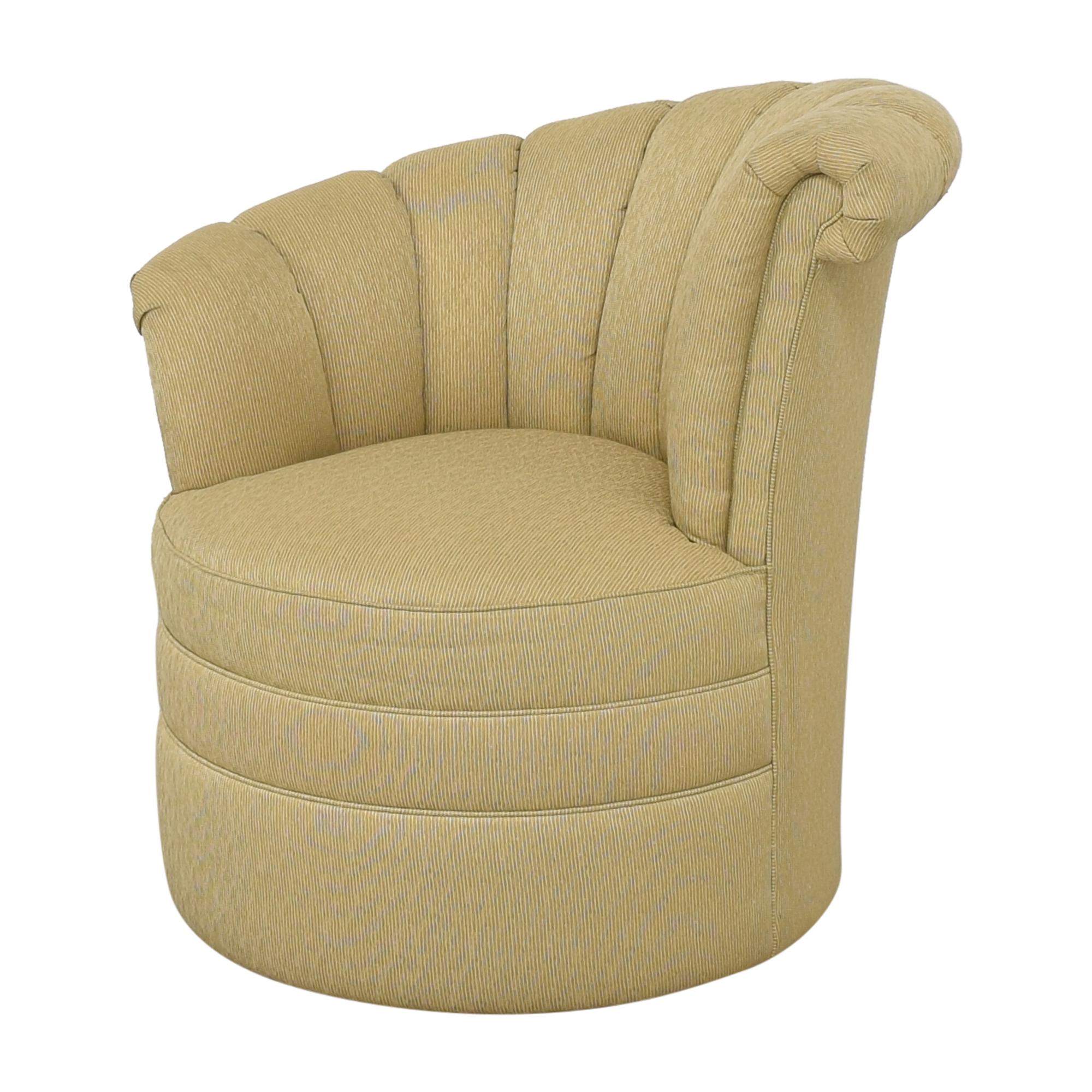 Thomasville Thomasville Starlet Left Arm Swivel Chair nj