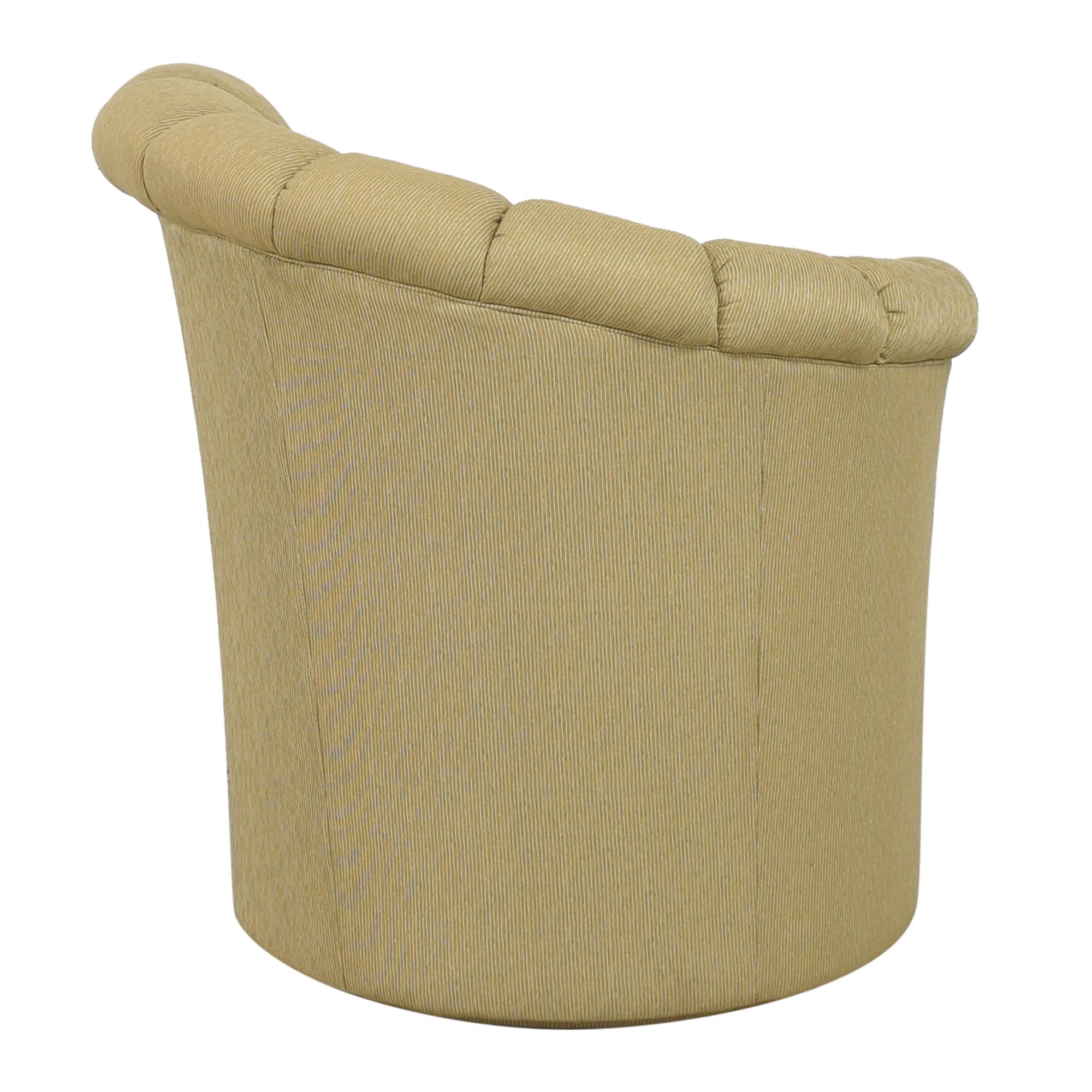 Thomasville Thomasville Starlet Left Arm Swivel Chair used