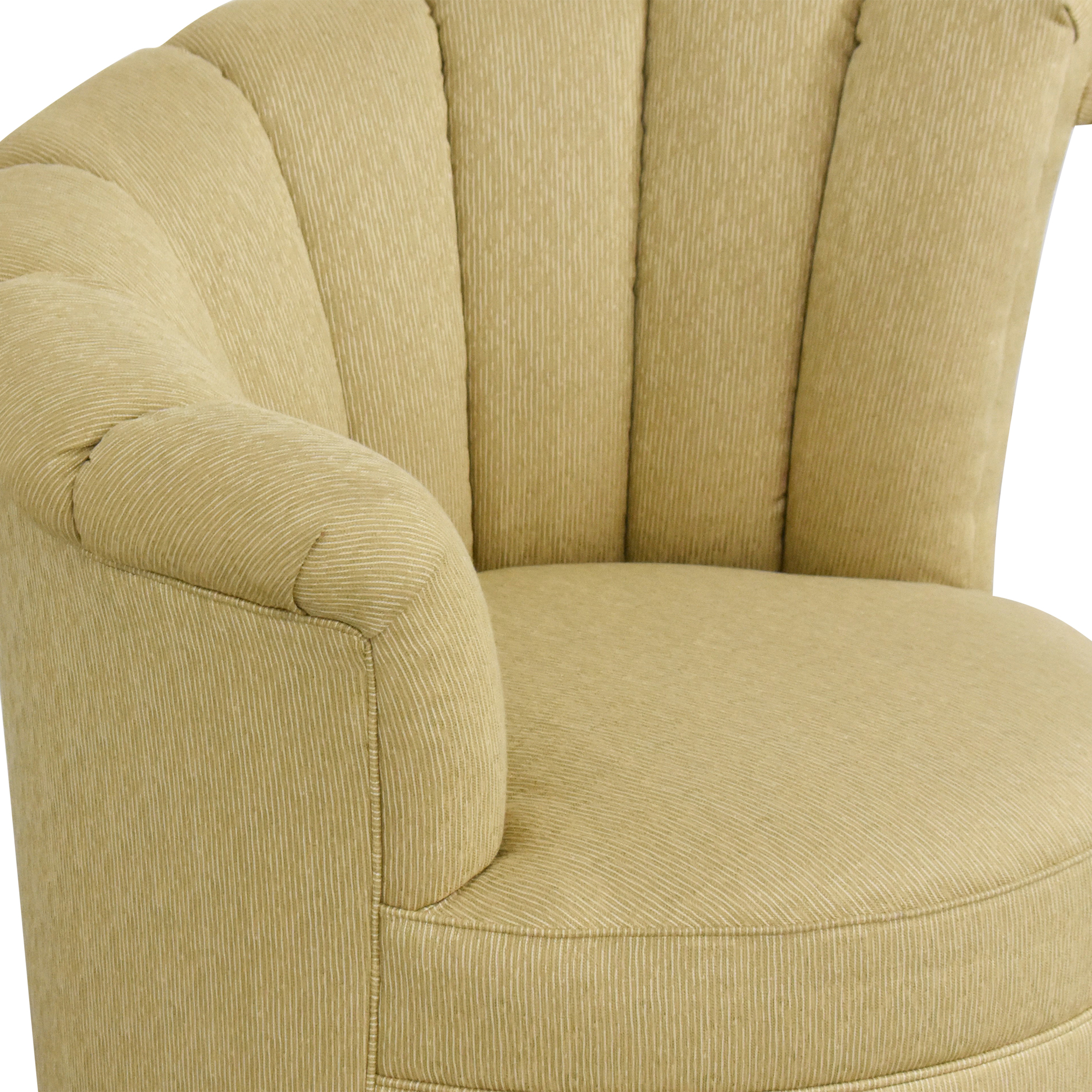 Thomasville Thomasville Starlet Left Arm Swivel Chair Accent Chairs