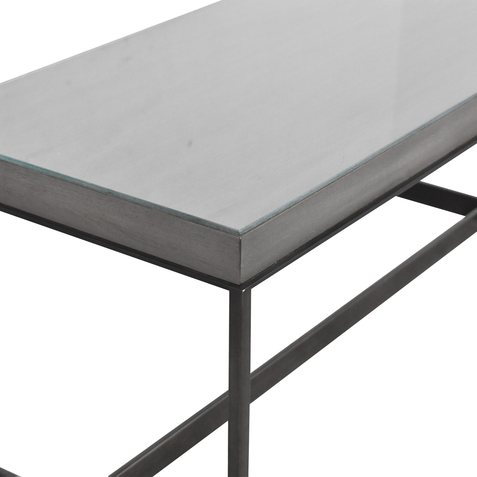 Ethan Allen Ethan Allen Edmonds Rectangular Coffee Table used