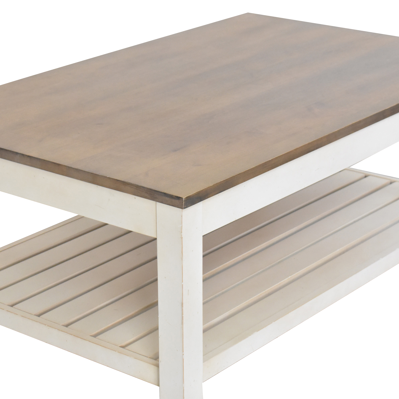 Ethan Allen Ethan Allen Custom Classics Coffee Table on sale