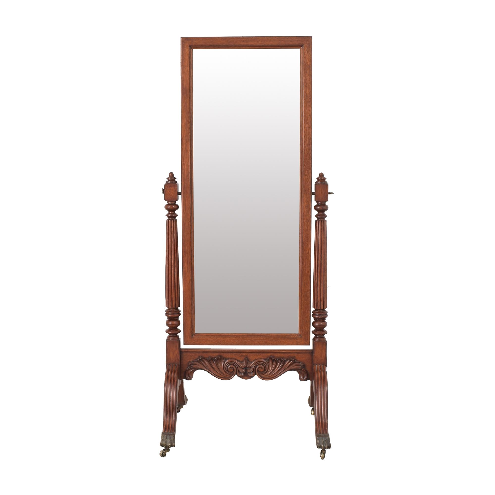 buy Ethan Allen Ethan Allen Cheval Floor Mirror online