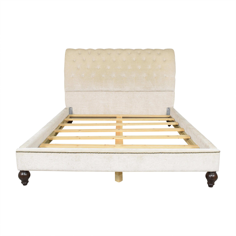 Macy's Victoria Queen Bed / Beds