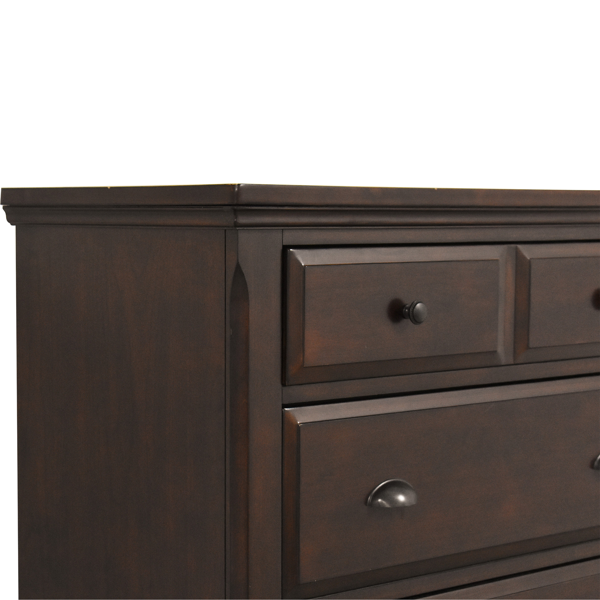 buy Gallery Five Drawer Chest Gallery Dressers