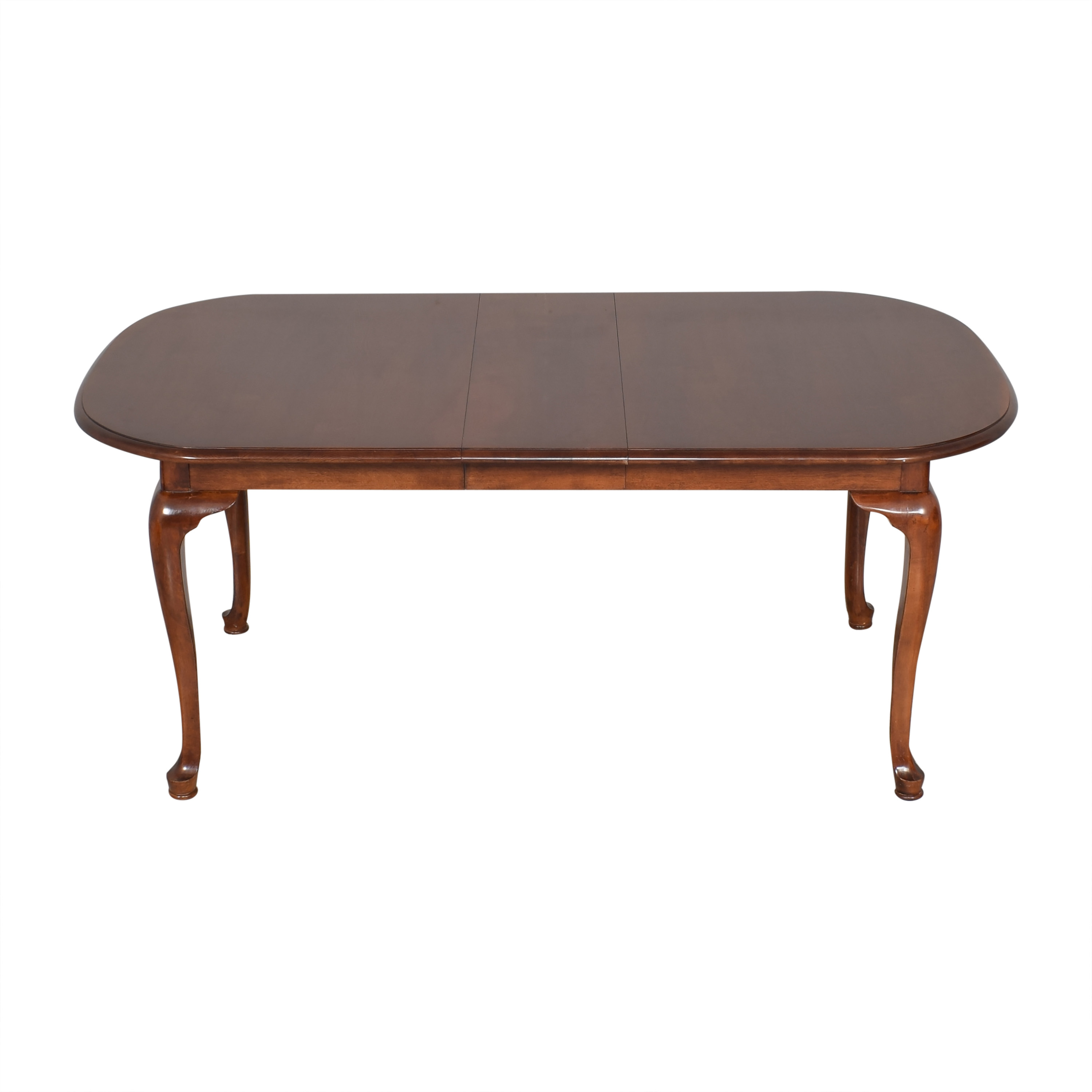 shop Queen Anne Extendable Dining Table  Dinner Tables