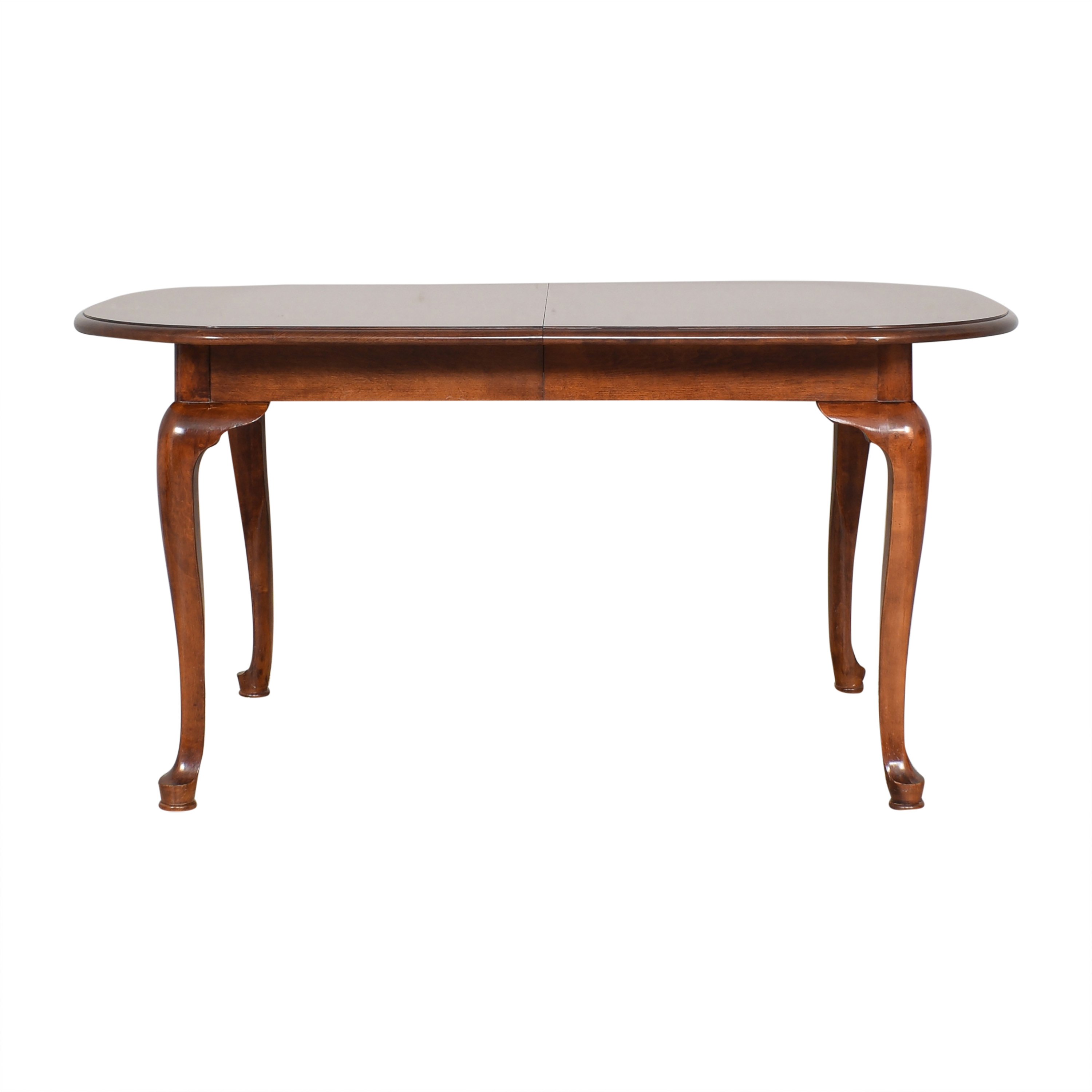 Queen Anne Extendable Dining Table / Dinner Tables