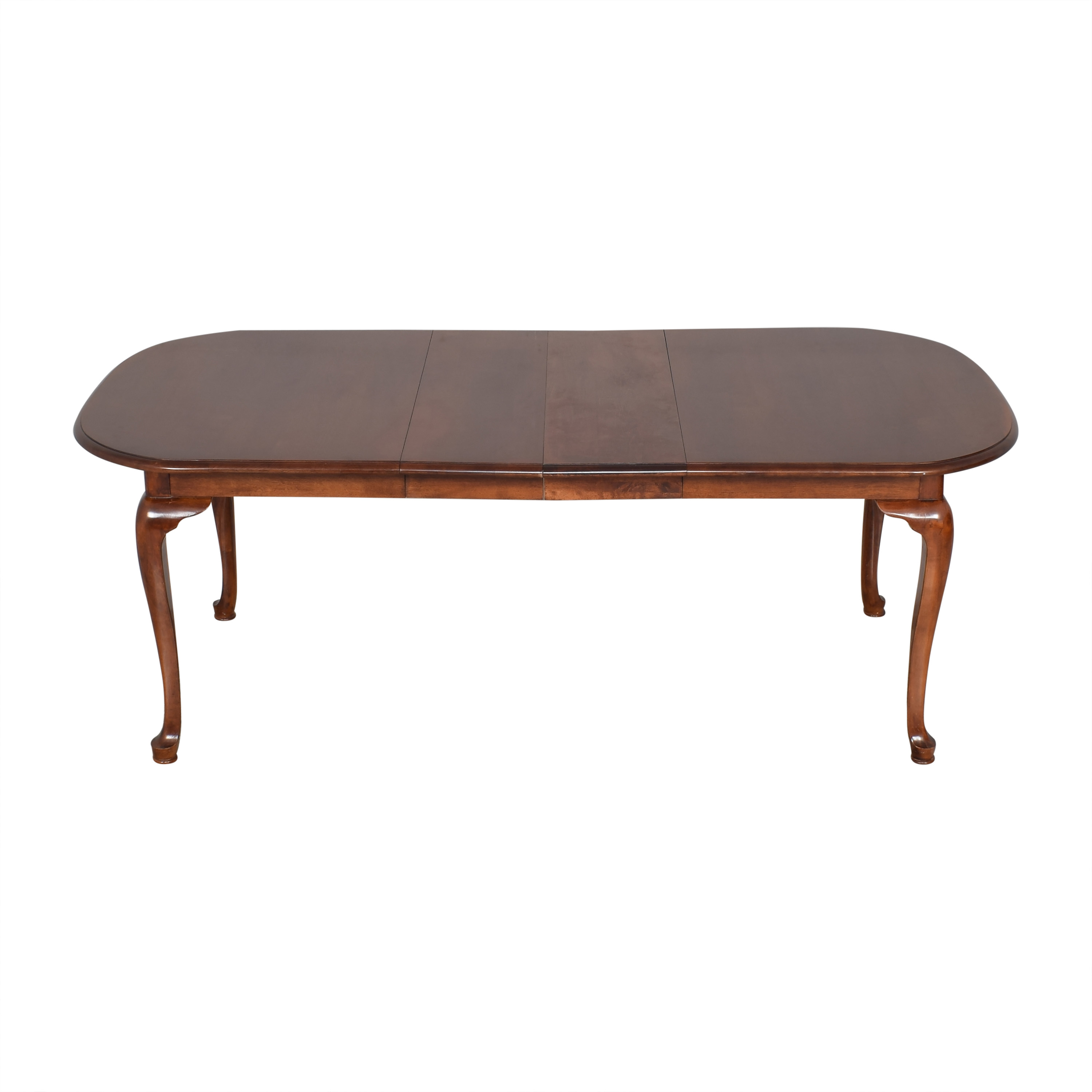 Queen Anne Extendable Dining Table nyc