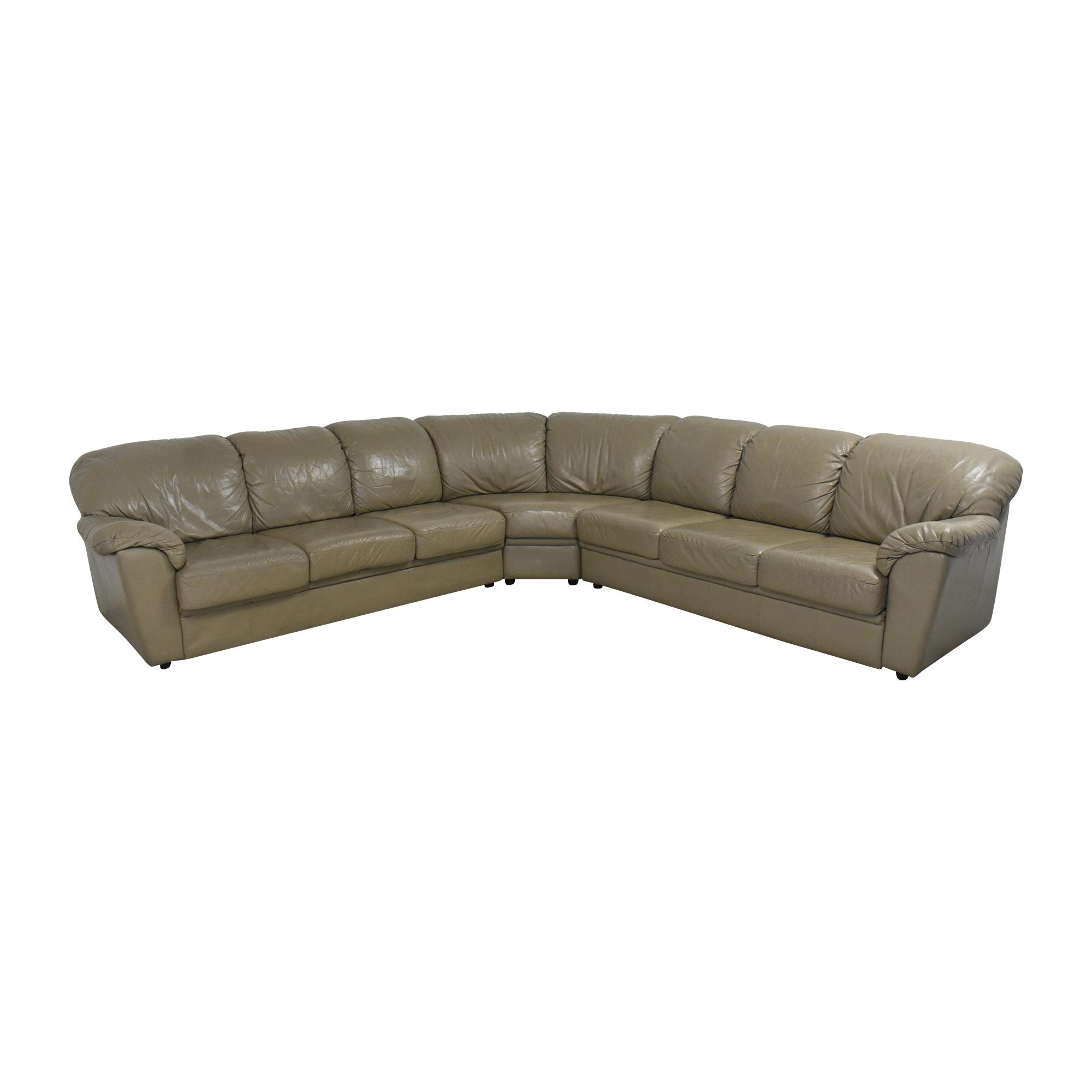 Jaymar Custom Corner Sectional Sofa / Sectionals