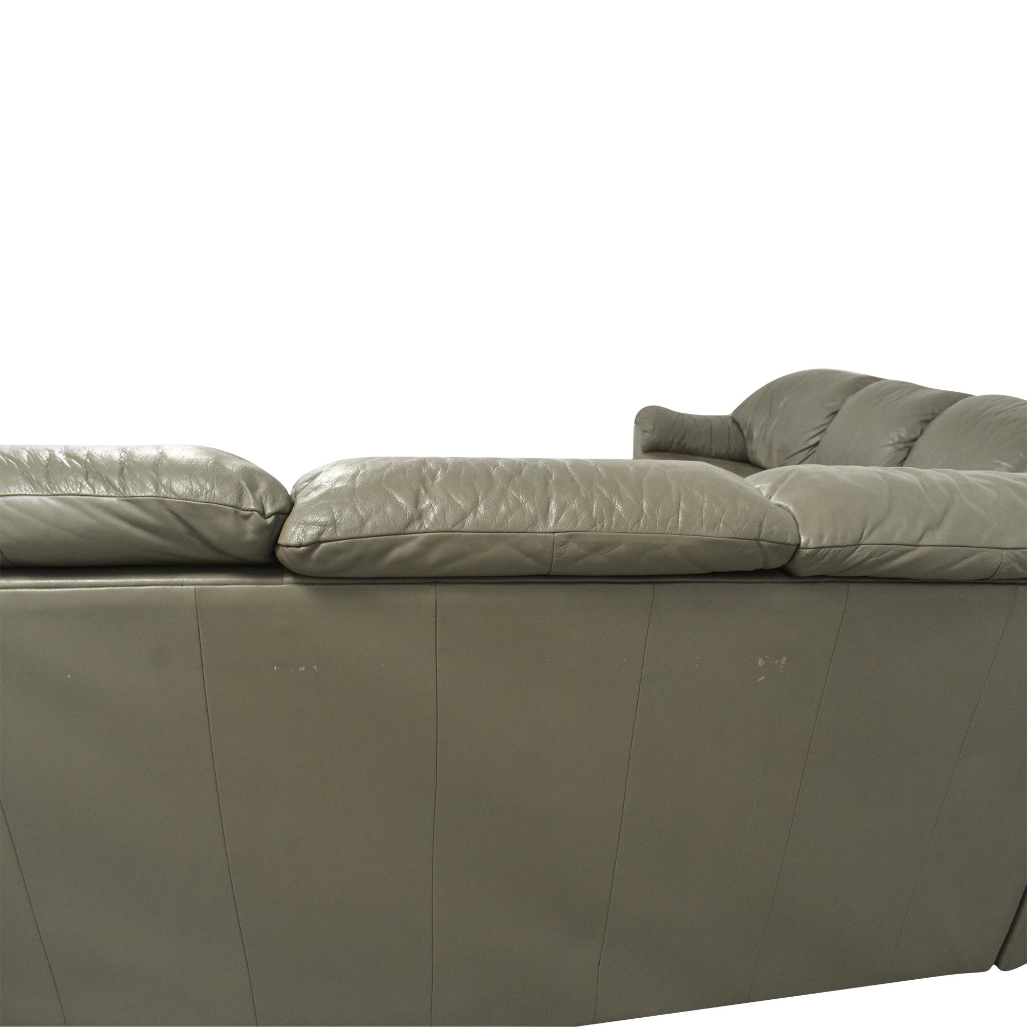 Jaymar Jaymar Custom Corner Sectional Sofa ct