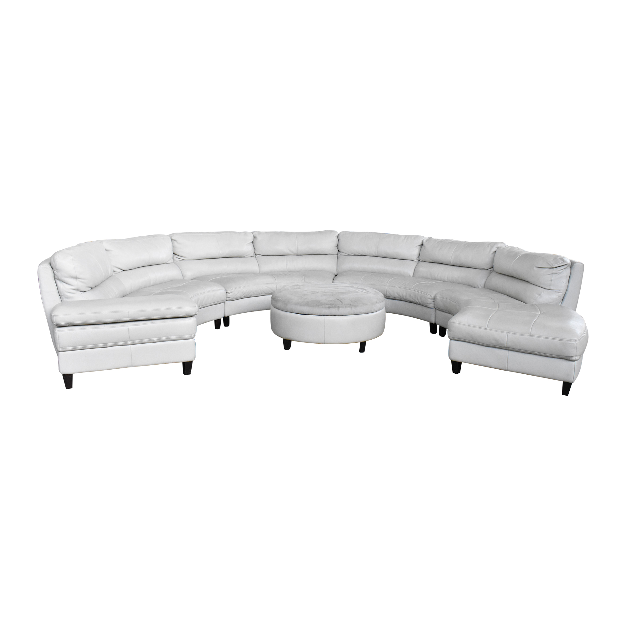 Macy's Franchesca Curve Sectional Sofa / Sectionals