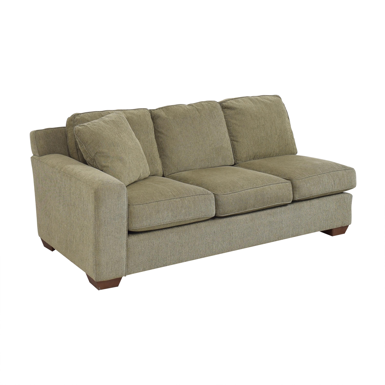 Bloomingdale's Bloomingdale's Left Arm Sofa Sofas