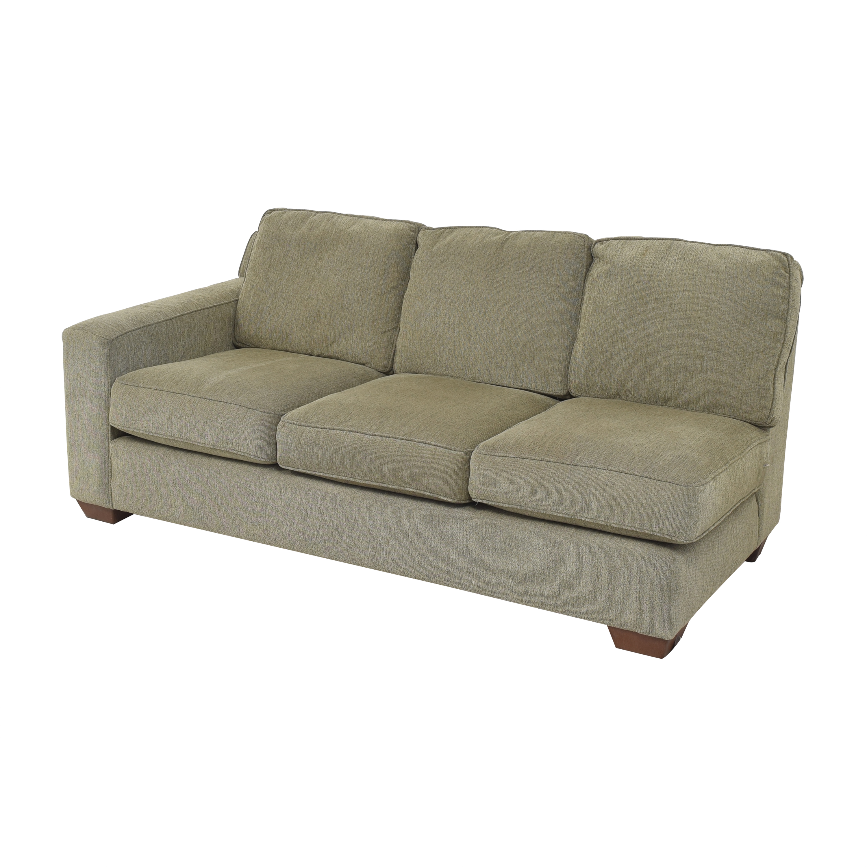 Bloomingdale's Bloomingdale's Left Arm Sofa discount