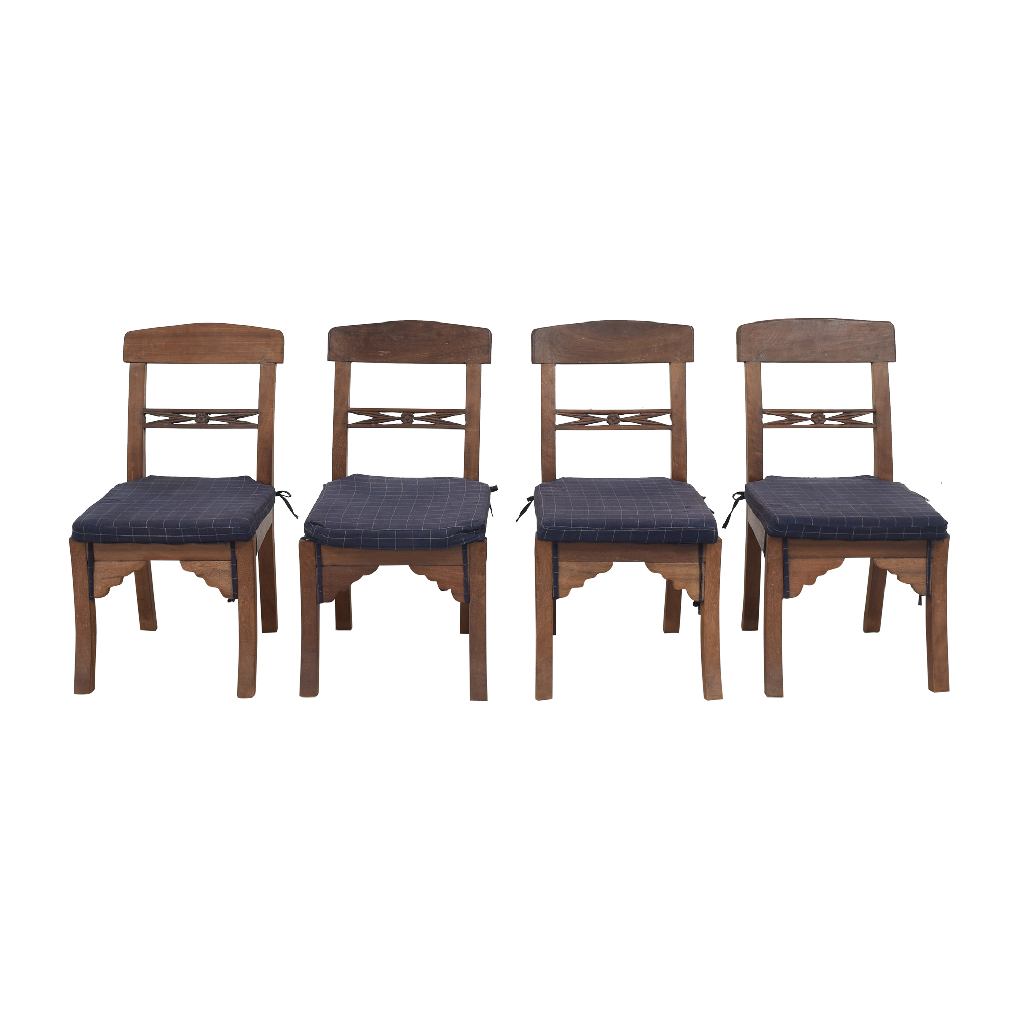 Custom Dining Chairs used
