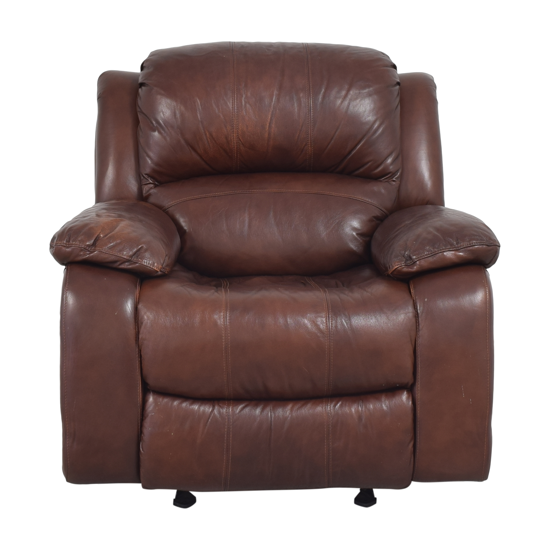 buy Raymour & Flanigan Bryant II Recliner Raymour & Flanigan Chairs