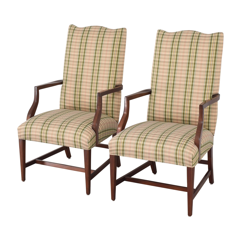Ethan Allen Ethan Allen Martha Washington Dining Arm Chairs nyc