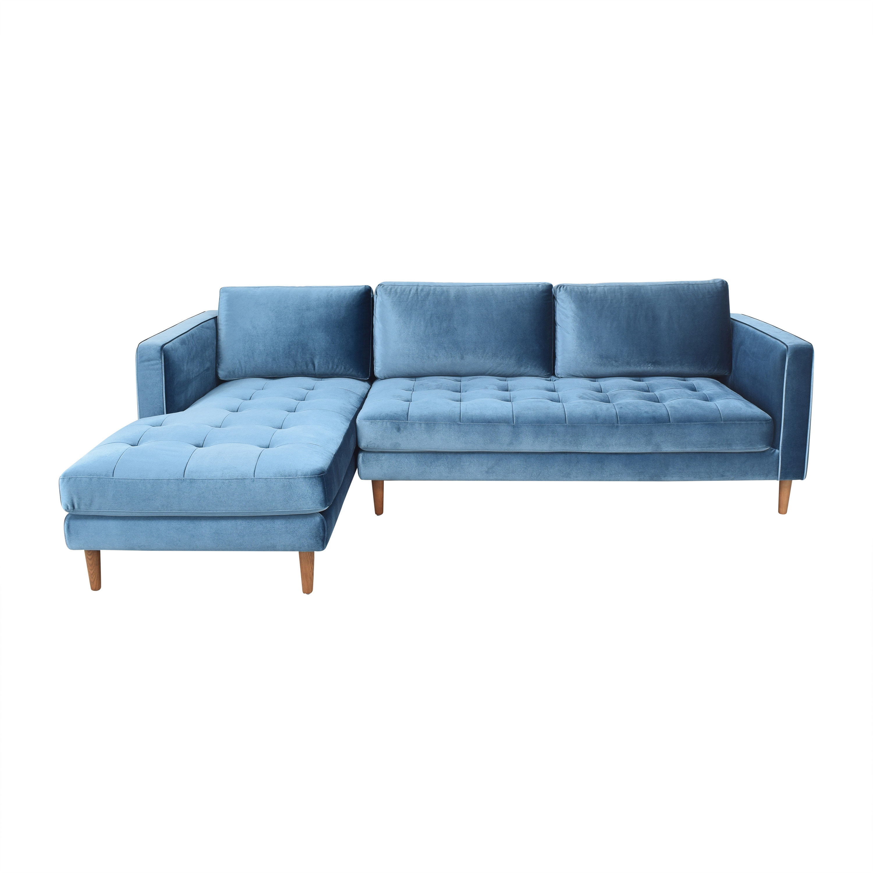 Rove Concepts Rove Concepts Luca Chaise Sectional Sofa discount