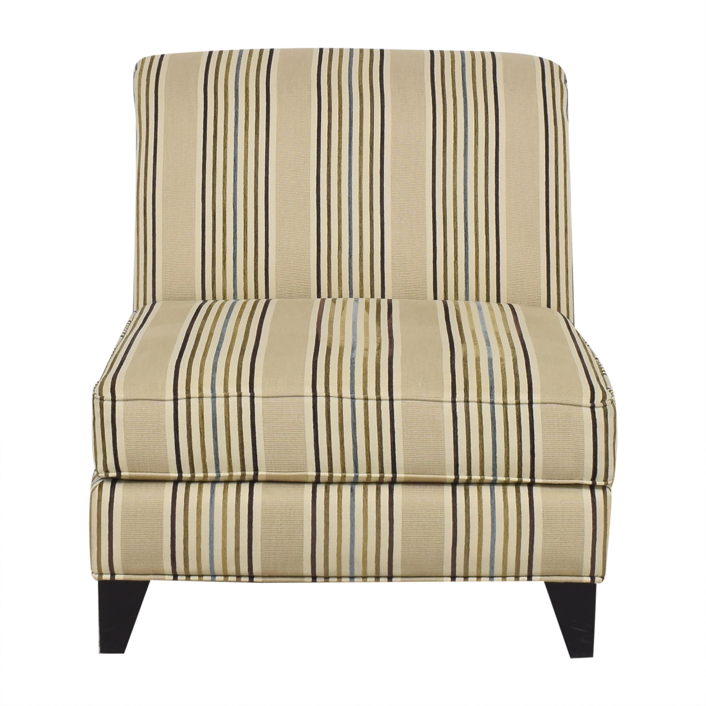 Martha Stewart Home Martha Stewart Home Slipper Chair discount