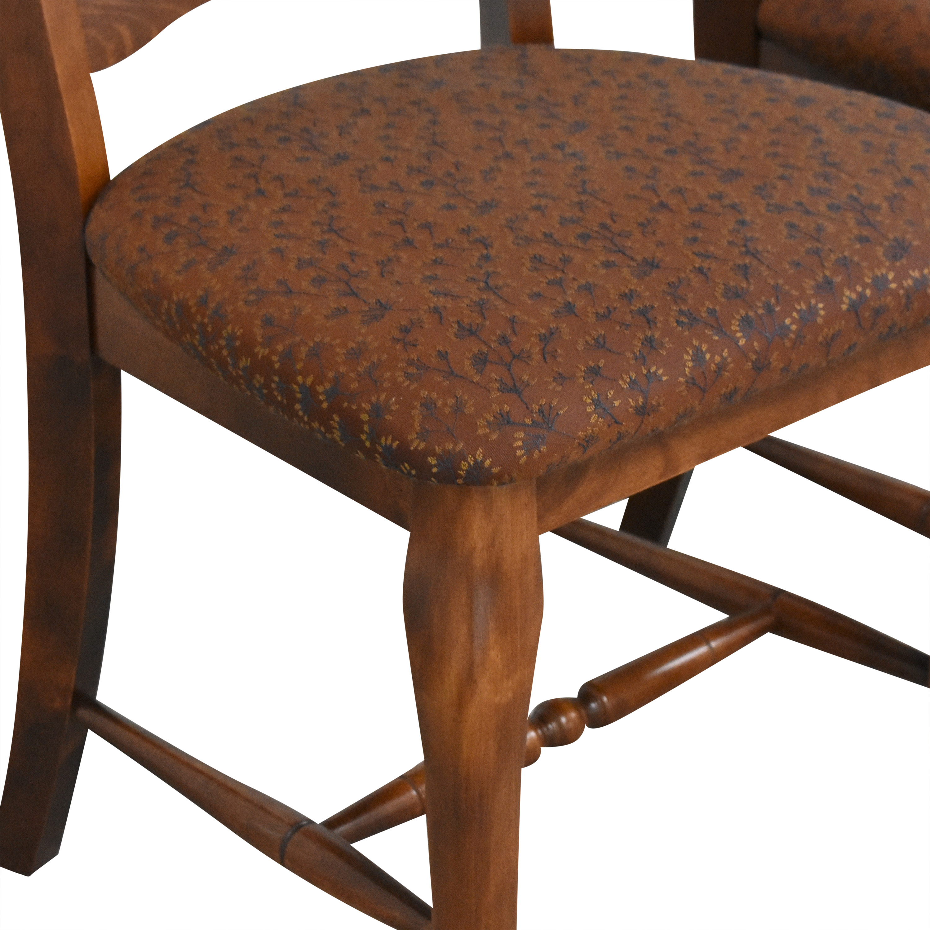 Canadel Canadel Upholstered Dining Chairs used