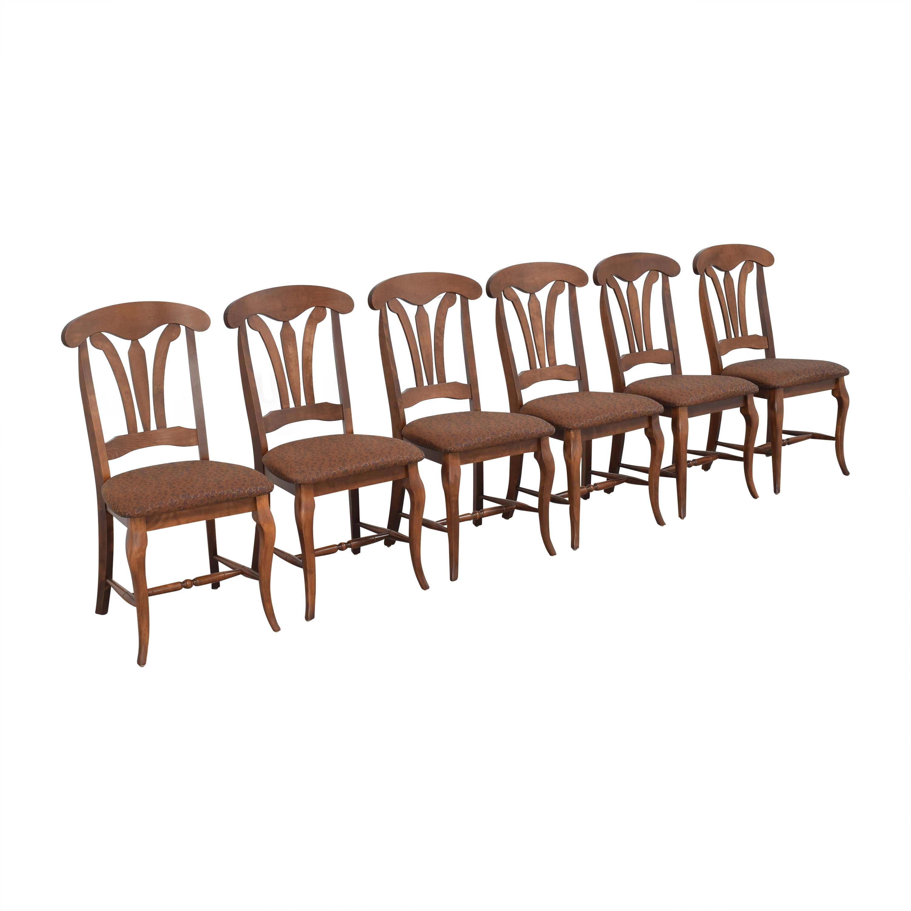 shop Canadel Upholstered Dining Chairs Canadel
