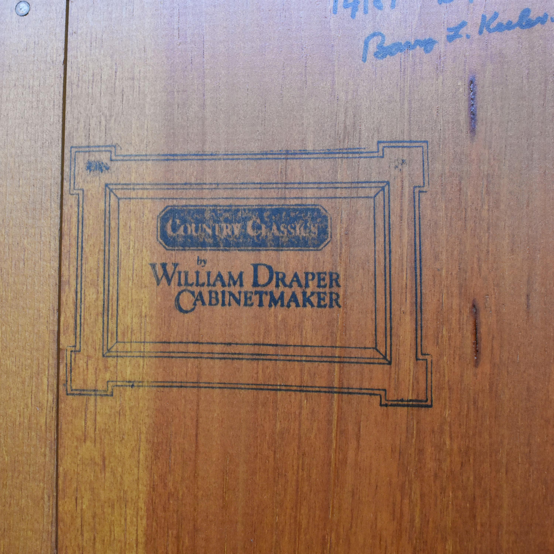 buy William Draper William Draper Cabinetmaker Country Classics Armoire online