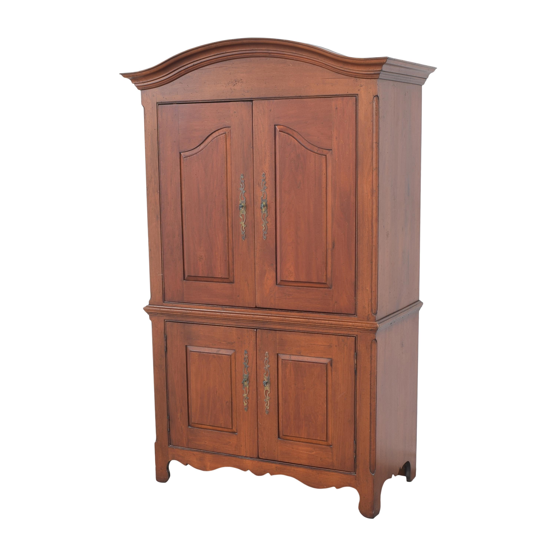 William Draper William Draper Cabinetmaker Country Classics Armoire on sale