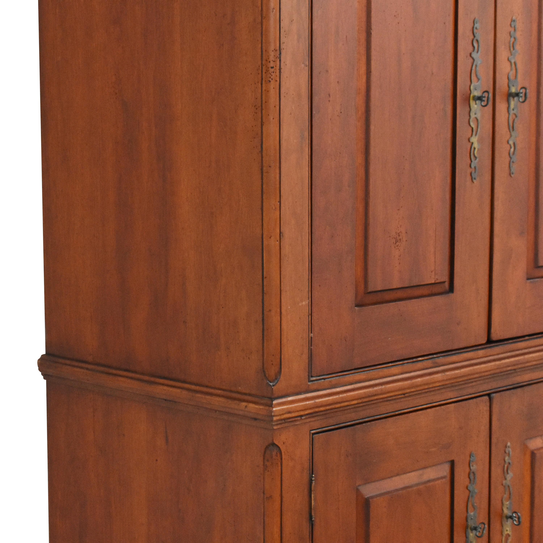 William Draper William Draper Cabinetmaker Country Classics Armoire Storage