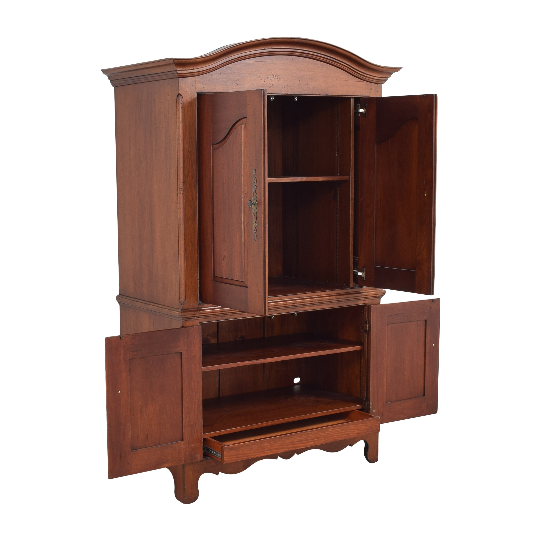 William Draper William Draper Cabinetmaker Country Classics Armoire ct