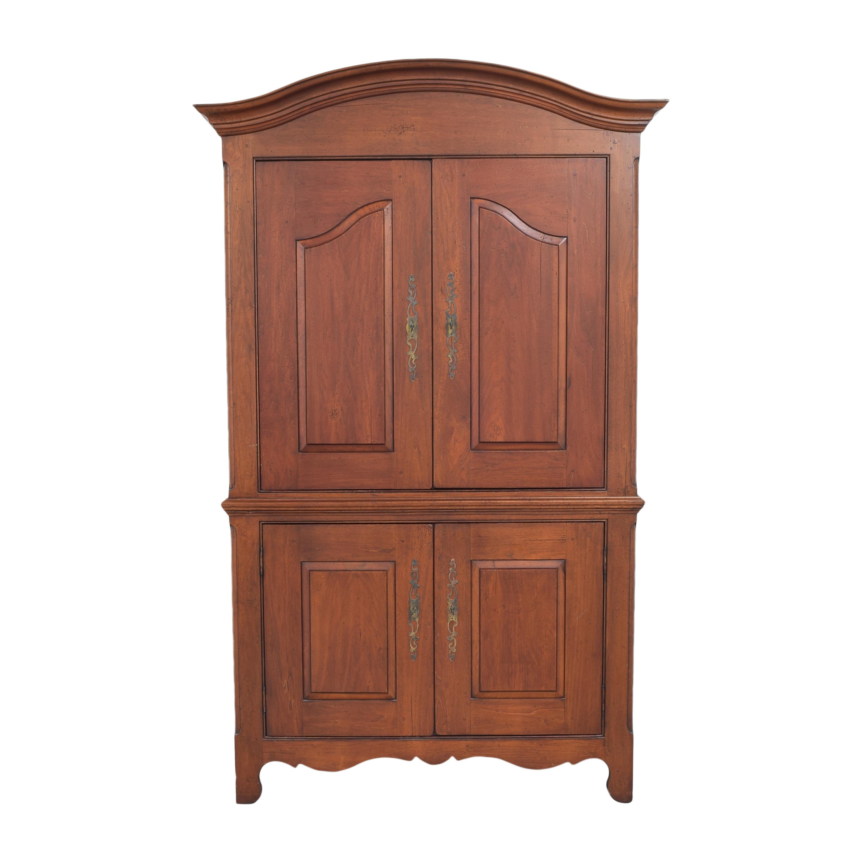 William Draper William Draper Cabinetmaker Country Classics Armoire nyc