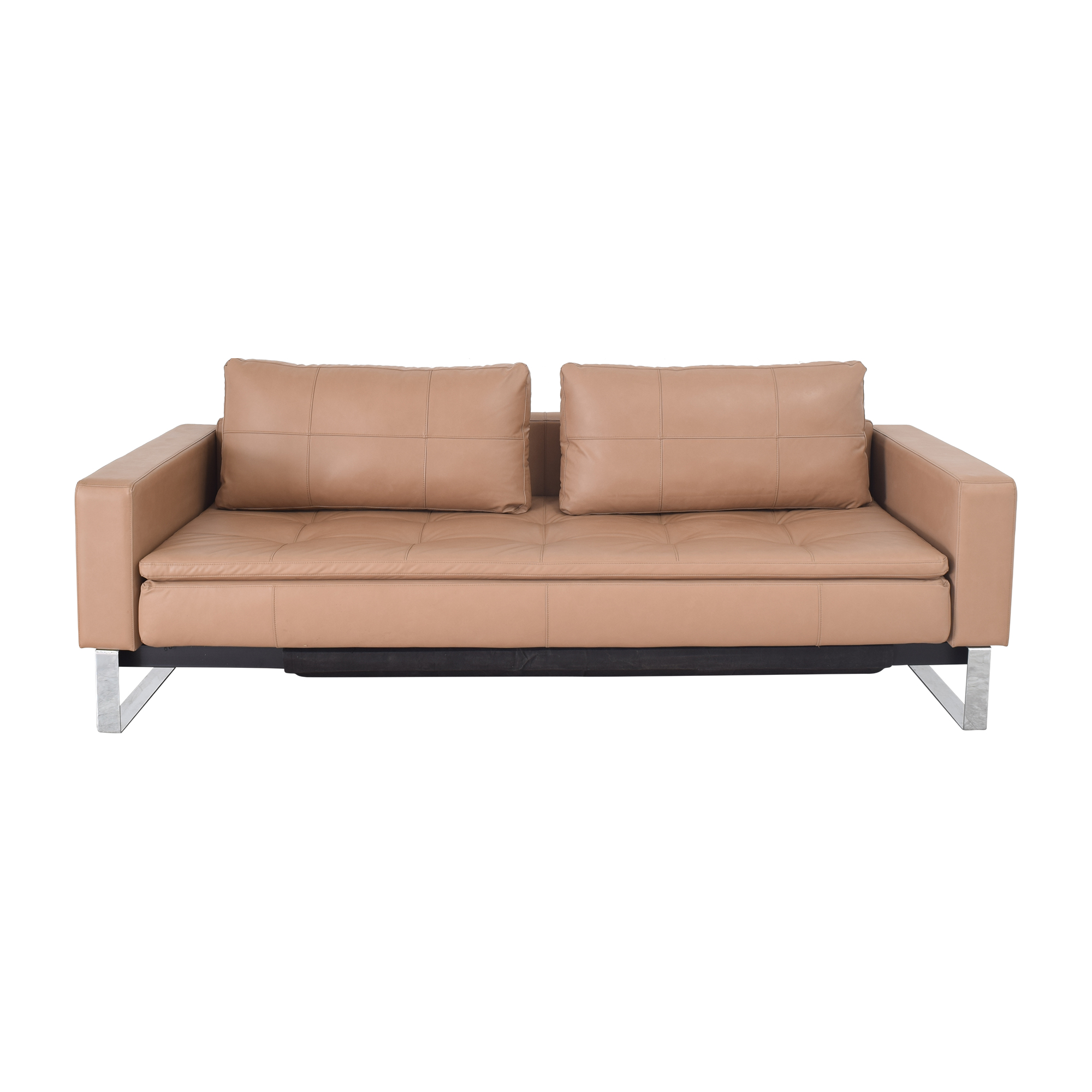 Innovation Living Innovation Living Tufted Sleeper Sofa dimensions