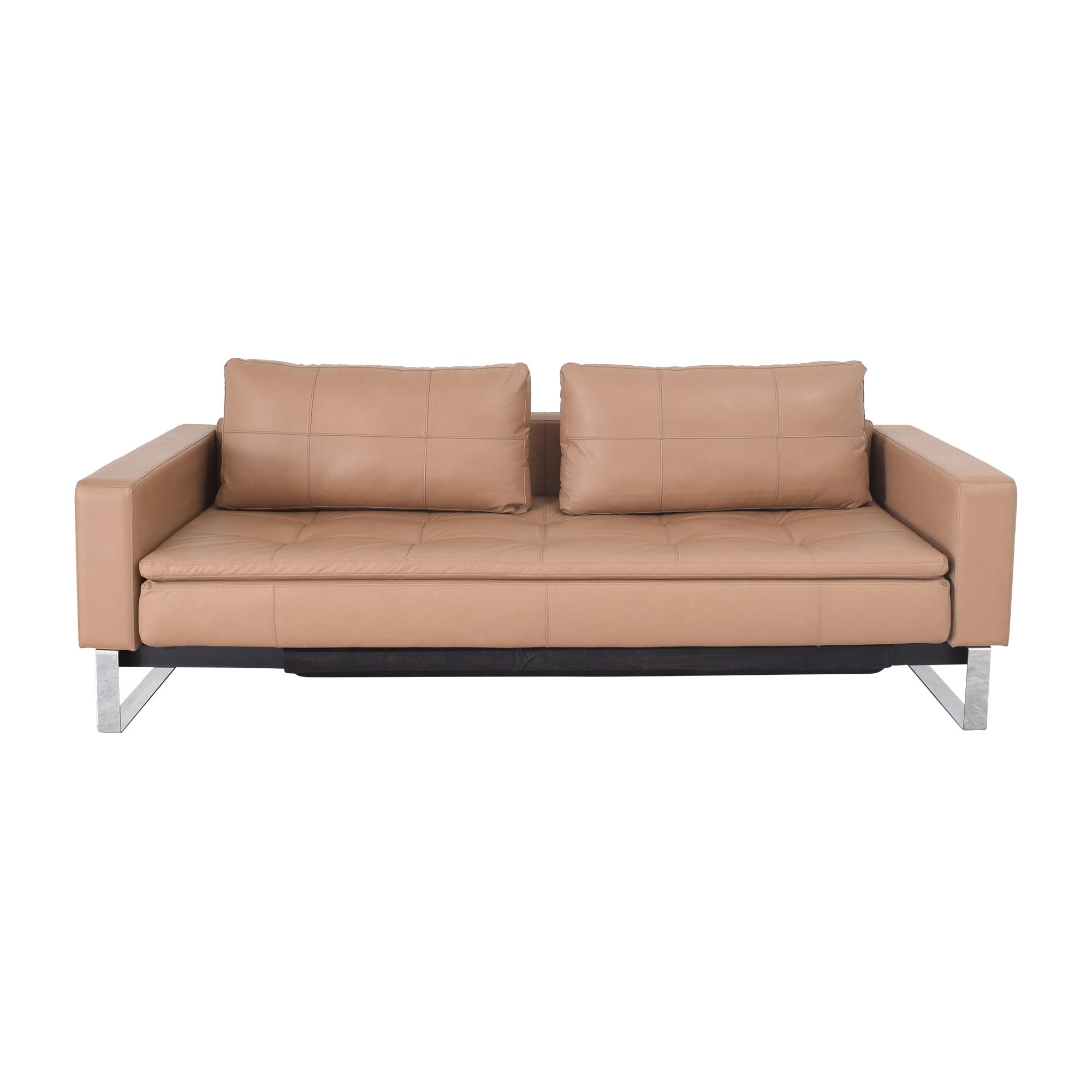 Innovation Living Innovation Living Tufted Sleeper Sofa pa